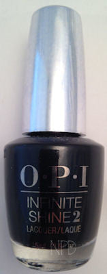 OPI We're In The Black Nail Polish ISL15