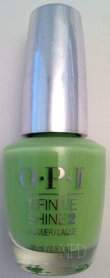 OPI To The Finish Lime Nail Polish ISL20