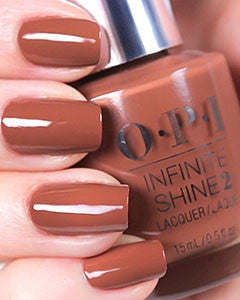 Opi Infinite Shine Brains Amp Bronze Nail Polish Isl23