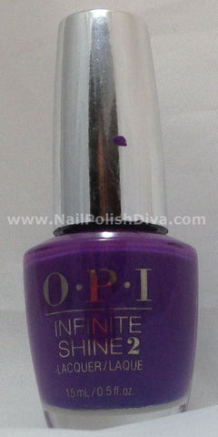 OPI Purpletual Emotion Nail Polish ISL43