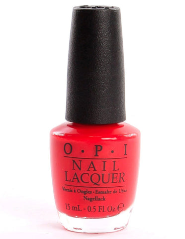 OPI Red My Fortune Cookie Nail Polish H42