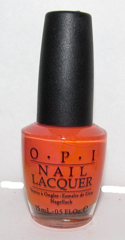 OPI Don't Be Koi with Me Nail Polish J02 (Discontinued by OPI)