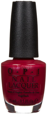 OPI California Raspberry Nail Polish L54