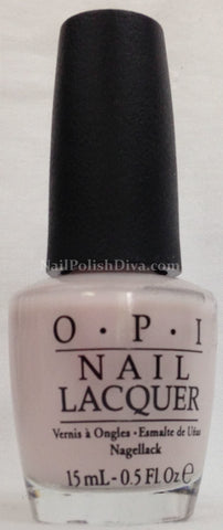 OPI Chiffon My Mind Nail Polish T63