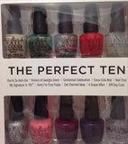 OPI Coca Cola THE PERFECT TEN Nail Polish DDC22