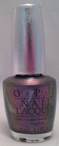 OPI Designer Charcoal Nail Polish DS048