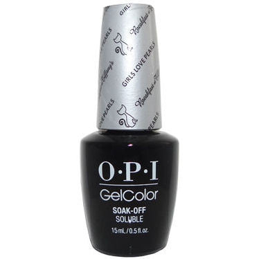 OPI Girls Love Pearls Gel Nail Polish HPH13