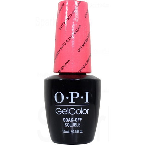 OPI Got Myself Into a Jam-balaya Gel Nail Polish GCN57
