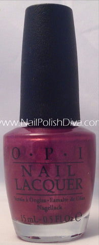 OPI I'm in the Moon for Love Nail Polish HRG35