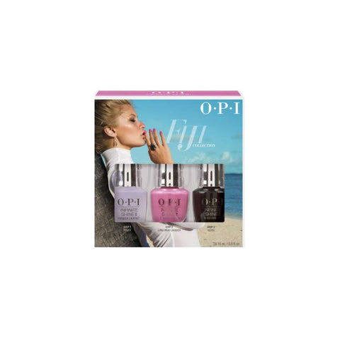 OPI Infinite Shine Fiji Trio Pack Nail Polish Set ISDF7
