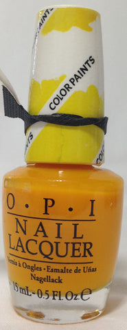 OPI Primarily Yellow Nail Polish P20