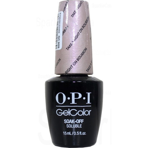 OPI Take a Right on Bourbon Gel Nail Polish GCN59