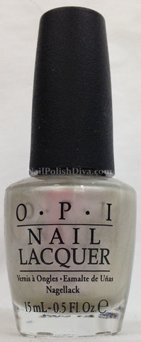 OPI This Silver's Mine! Nail Polish T67