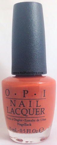 OPI It's a Piazza Cake Nail Polish V26