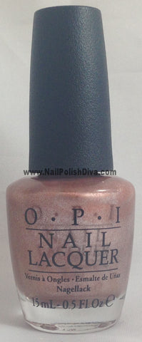 OPI Worth a Pretty Penne Nail Polish V27