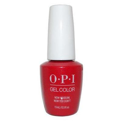 OPI Now Museum Now You Don't  Gel Nail Polish GCL21
