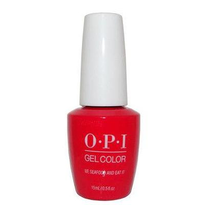 OPI We Seafood and Eat It Gel Nail Polish GCL20