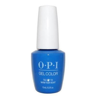 OPI Tile Art To Warm Your Heart Gel Nail Polish GCL25