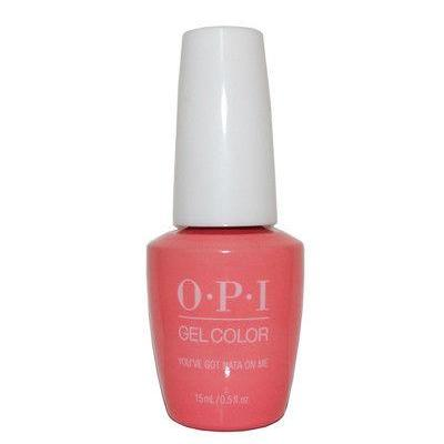 OPI You've Got Nata On Me Gel Nail Polish GCL17