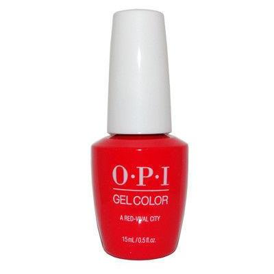 OPI A Red-vival City Gel Nail Polish GCL22