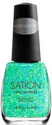 Sation Go-Glitter Girl Nail Polish 3022