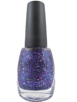 Sation Periwinkle Princess Nail Polish 9021