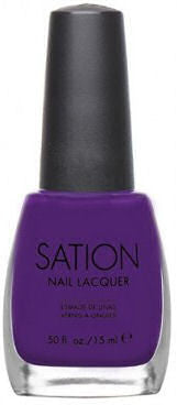 Sation Power to the Purple Nail Polish 9022