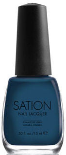 Sation Rock-a-Guy Blue Nail Polish 2002