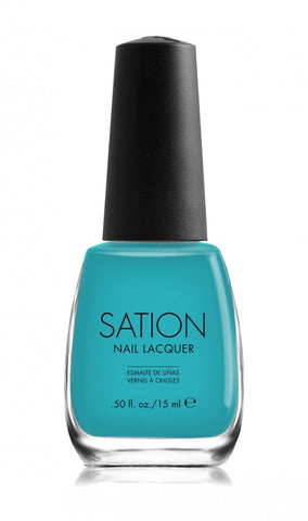 Sation Unicorns Are Teal Nail Polish 9074