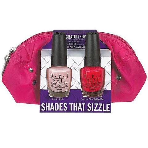 OPI Shades That Sizzle Nail Polish SRD73