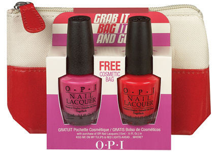OPI Grab It, Bag It and Go Nail Polish SRE16