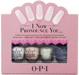 OPI I Now Pronounce You Nail Polish SRE26