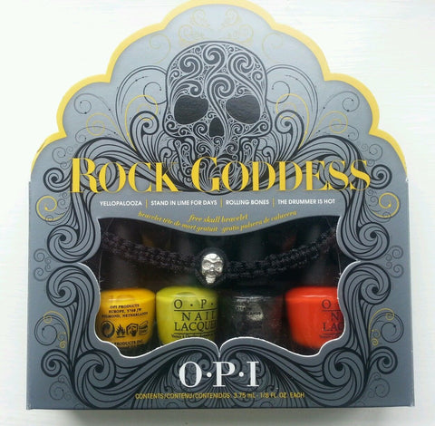 OPI Halloween Rock Goddess Nail Polish SREB6