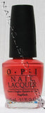 OPI I Eat Mainely Lobster Nail Polish T30