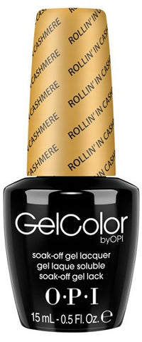 OPI Rollin'in Cashmere Gel Nail Polish HPF13