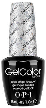 OPI So Elegant Gel Nail Polish HPF18