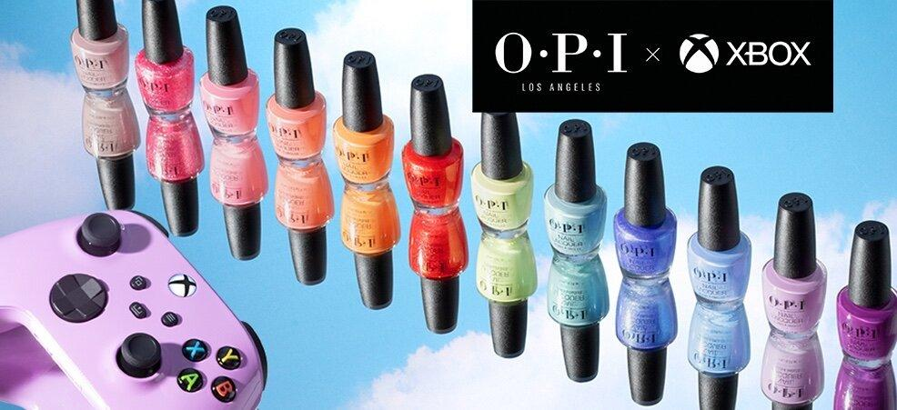 OPI Fiji Collection - Spring / Summer 2017