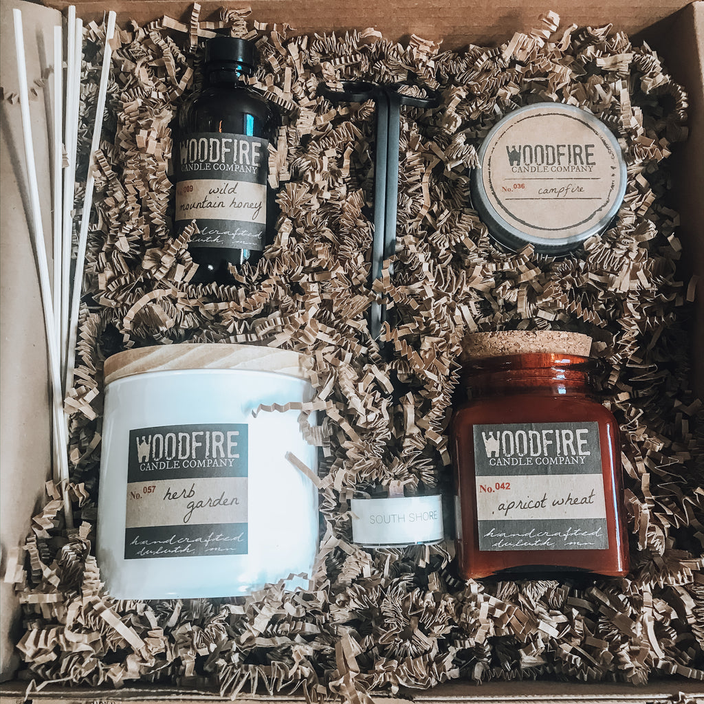 Seasonal Candle Subscription