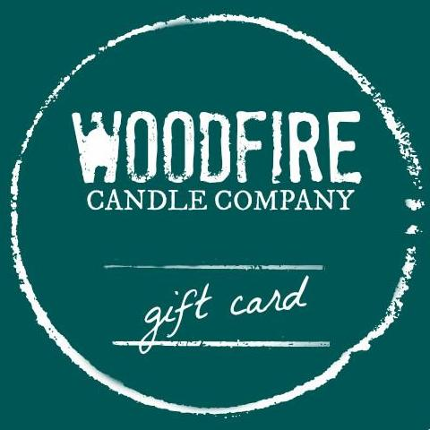 Gift Card - Woodfire Candle Co