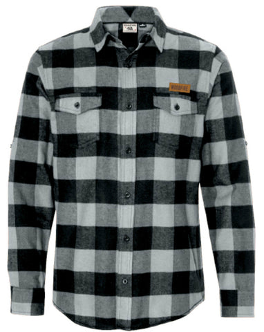 Buffalo Plaid Flannel Tech Shirt Unisex