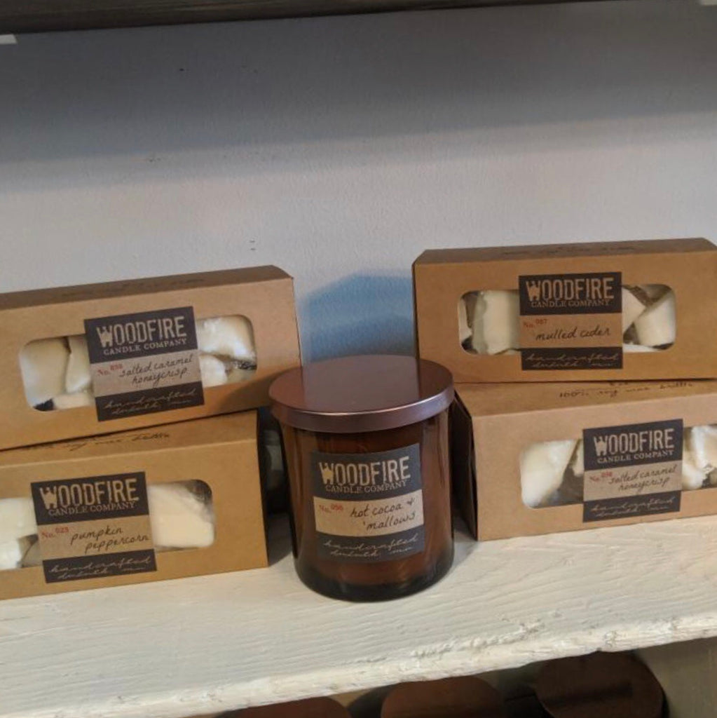 Pick 2 Soy Wax Brittle - 8oz