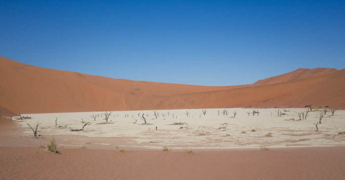 Behind the scenes in Namibia - Day 2: Sossusvlei