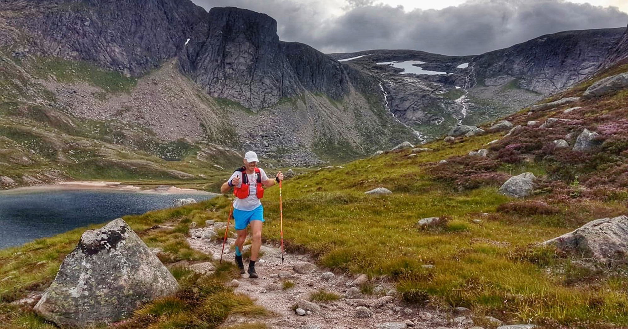 Conquering the Munros: 282 mountains, 31 days, 1 world record