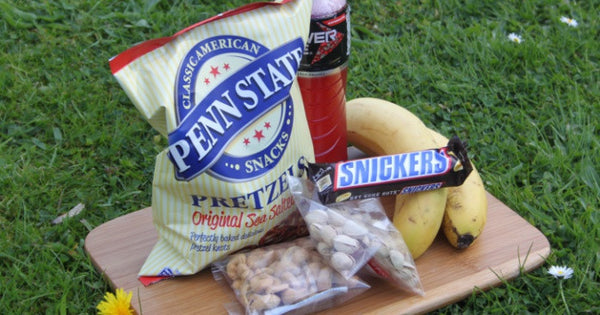 Race nutrition: post-race refuel and recovery