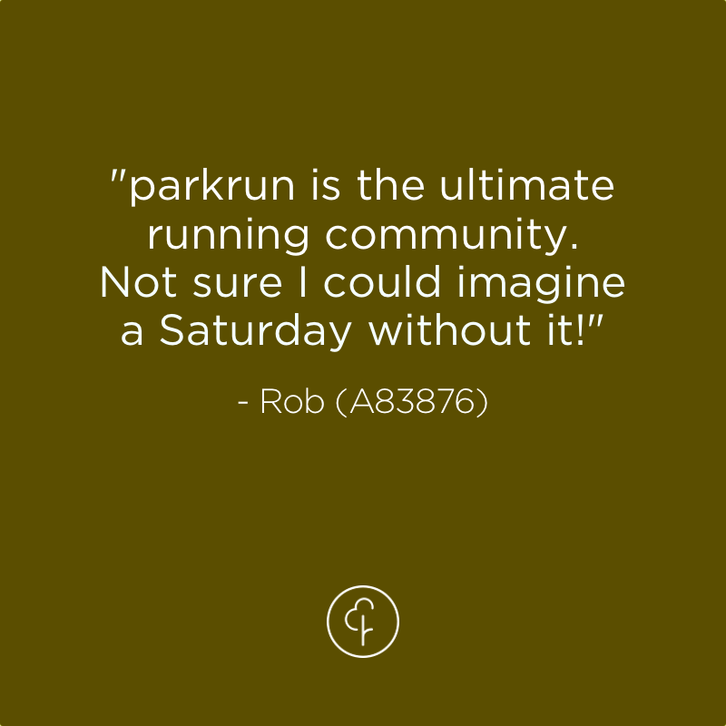 Parkrun is the ultimate running community