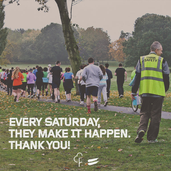 Every Saturday, they make it happen.