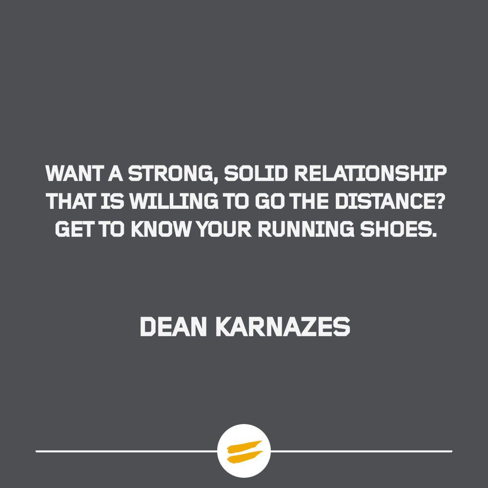 Get to know your running shoes.