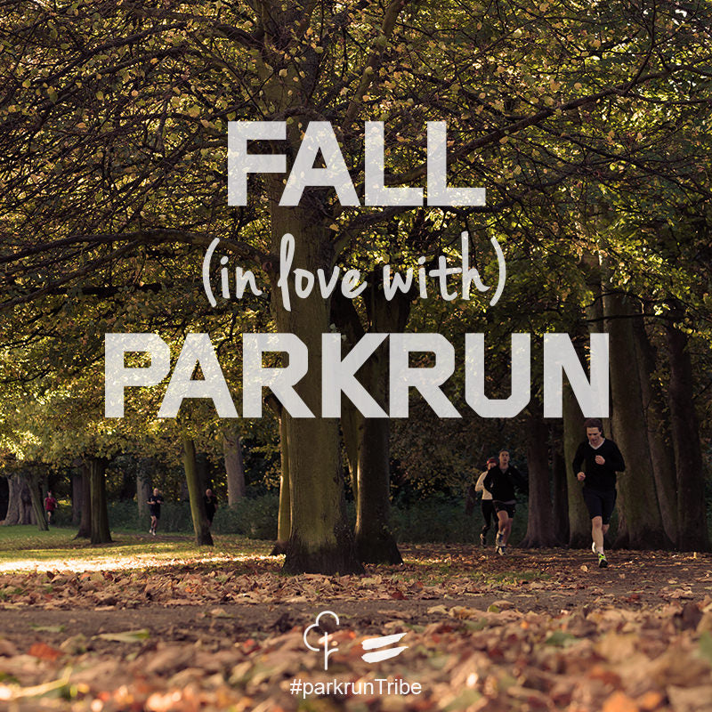 Fall in love with parkrun