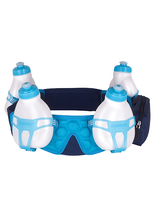 fuelbelt helium 4 bottle hydration belt