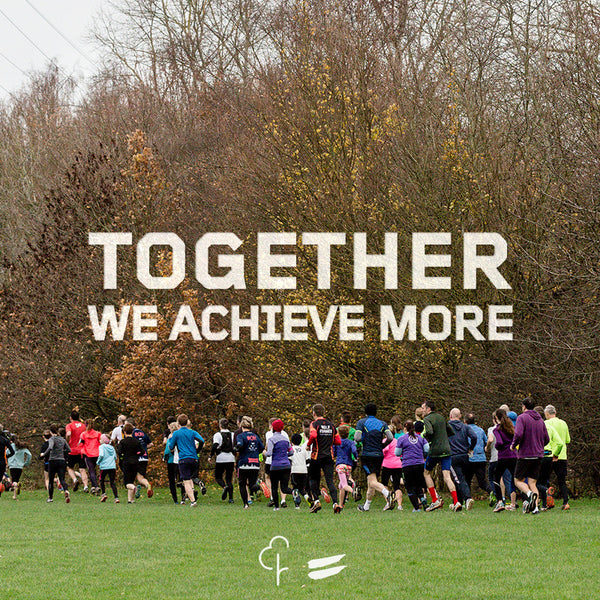 Together, we achieve more